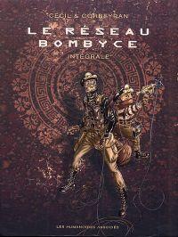 Le réseau bombyce : Intégrale : sous coffret (1), bd chez Les Humanoïdes Associés de Corbeyran, Cecil