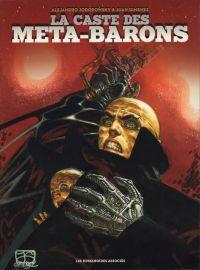 La caste des méta-barons : Intégrale : sous coffret (1), bd chez Les Humanoïdes Associés de Jodorowsky, Giménez
