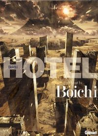 Hotel, manga chez Glénat de Boichi