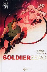 Soldier Zero T2, comics chez Emmanuel Proust Editions de Lanning, Abnett, Lee, Pina, Van Buren, Gerads