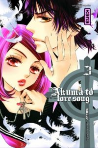 Akuma to love song T3, manga chez Kana de Tomori