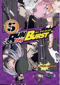 Run Day Burst T5, manga chez Ki-oon de Osada