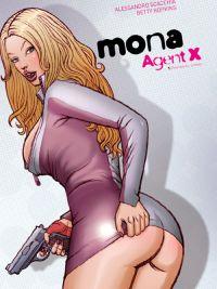 Mona agent X T1 : Premières armes (0), bd chez Hugo BD de Hopkins, Scacchia