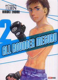 All rounder Meguru T2, manga chez Panini Comics de Endo