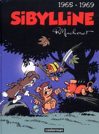 Sibylline T1 : 1965-1969 (1), bd chez Casterman de Macherot, Wesel