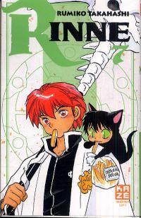 Rinne T7, manga chez Kazé manga de Takahashi