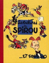 Spirou et Fantasio T1 : 4 aventures de Spirou... et Fantasio (0), bd chez Dupuis de Franquin