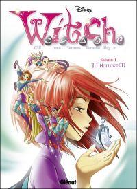 Witch T1 : Halloween (0), bd chez Glénat de Canepa, Gnone, Artibani, Soffritti