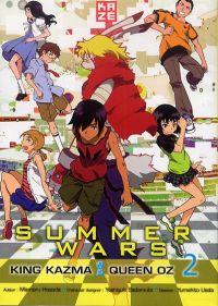 Summer wars Oz Championship T2, manga chez Kazé manga de Hosoda, Sugimoto, Sadamoto