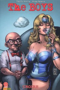 The Boys T12 : Croire (0), comics chez Panini Comics de Ennis, Braun, Aviña, Robertson