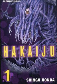 Hakaiju T1, manga chez Tonkam de Honda