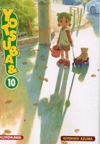 Yotsuba to T10 : , manga chez Kurokawa de Azuma