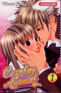 Cosplay animal T1 : , manga chez Kurokawa de Sako