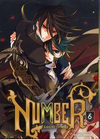 Number T6, manga chez Soleil de Tsubaki