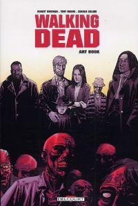 Walking Dead, Hors série : Art book (0), comics chez Delcourt de Kirkman, Moore, Adlard