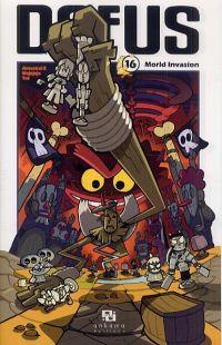 Dofus T16 : Morld invasion, manga chez Ankama de Tot, Mojojojo, Ancestral z