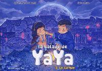 La Balade de Yaya  T3 : Le cirque (0), manga chez Les Editions Fei de Omont, Zhao