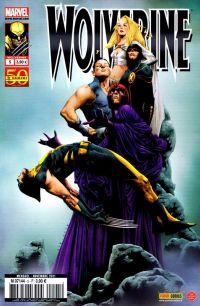 Wolverine (revue) T5 : Wolverine contre les X-Men, comics chez Panini Comics de Aaron, Acuña, Lee