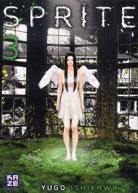 Sprite T3, manga chez Kazé manga de Ishikawa