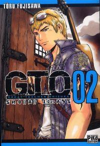 GTO - Shonan 14 days T2, manga chez Pika de Fujisawa