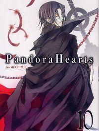 Pandora Hearts T10, manga chez Ki-oon de Mochizuki