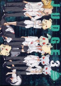 Judge T3, manga chez Ki-oon de Tonogai