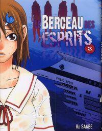 Le Berceau des esprits T2, manga chez Ki-oon de Sanbe