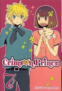 Crimson prince T7, manga chez Ki-oon de Kuwahara