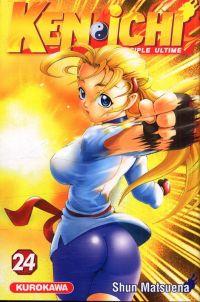 Ken-Ichi – Le disciple ultime 1, T24, manga chez Kurokawa de Matsuena