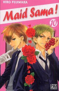 Maid sama ! T10, manga chez Pika de Fujiwara