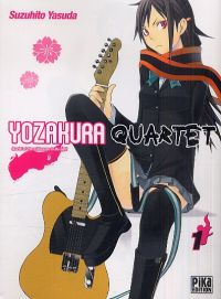 Yozakura quartet T1, manga chez Pika de Suzuhito