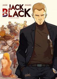 Jack Black : Le Protocole Jenner (0), bd chez Soleil de Ange, Khaled