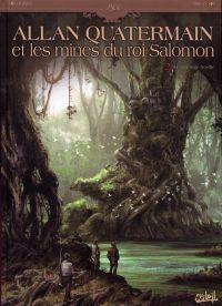 Allan Quatermain et les mines du roi Salomon T2 : En territoire hostile (0), bd chez Soleil de Dobbs, Dim D.