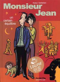 Monsieur Jean T7 : Un certain équilibre (0), bd chez Dupuis de Berberian, Dupuy, Ruby