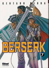Berserk T7, manga chez Glénat de Miura