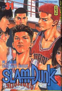 Slam Dunk T31, manga chez Kana de Inoue