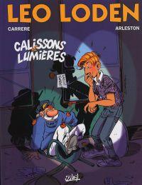Léo Loden T14 : Calissons et lumières (0), bd chez Soleil de Arleston, Carrère, Léonardo