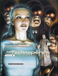 Les technopères T7 : Le jeu parfait (0), bd chez Les Humanoïdes Associés de Jodorowsky, Janjetov, Beltran