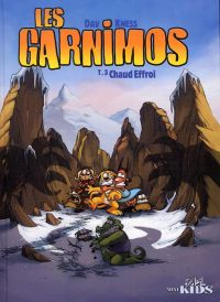 Les garnimos T3 : Chaud effroi (0), bd chez Soleil de Dav, Kness