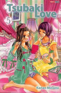 Tsubaki love T5, manga chez Panini Comics de Kanan