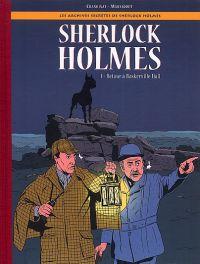 Les Archives secrètes de Sherlock Holmes T1 : Retour à Baskerville Hall (0), bd chez 12 bis de Chanoinat, Marniquet, Boubette