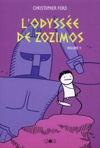 L'odyssée de Zozimos T1, comics chez Çà et là de Ford