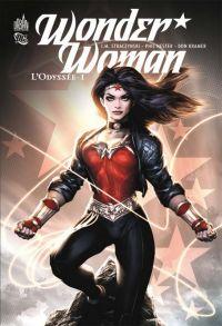 Wonder Woman - L'odyssée T1, comics chez Urban Comics de Straczynski, Johns, Hester, Kramer, Goldman, Panseca, Kolins, Atiyeh, Sinclair, Garner