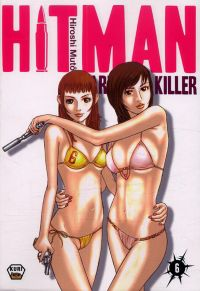 Hitman - Part time killer T6, manga chez Ankama de Mutô