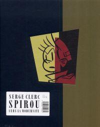 Spirou vers la modernité, bd chez Dupuis de Clerc