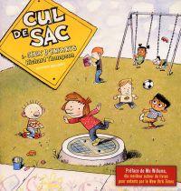 Cul de sac T2 : Jeux d'enfants, comics chez Delcourt de Thompson