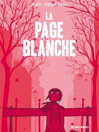 La Page blanche, bd chez Delcourt de Boulet, Bagieu
