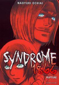 Syndrome 1866 T9, manga chez Delcourt de Ochiai