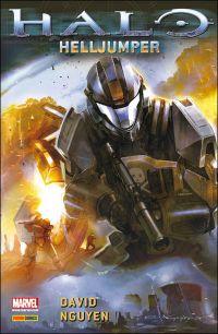 Halo T2 : Helljumper, comics chez Panini Comics de David, Nguyen