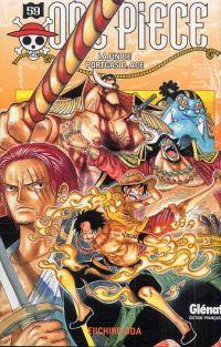 One Piece T59, manga chez Glénat de Oda